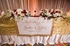 80 beauty and the beast wedding ideas 16