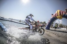 Check out this awesome slo-mo video from this year's Hard Enduro event in Turkey.
