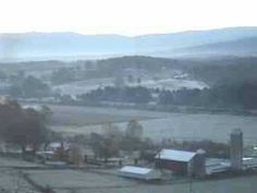 Southern Shenandoah Valley Mountains of Stuarts Draft,Va.