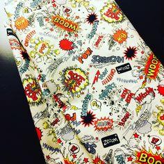 Mon tout premier tissu de chez @manaona ! Mon préféré❤️
