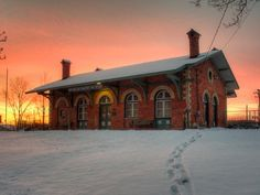 Michigan Transit Museum, Mount Clemens, MI. Cass Avenue and Mary Street. Check it out on Sundays!