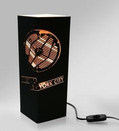 MANHOLE New York - lamp