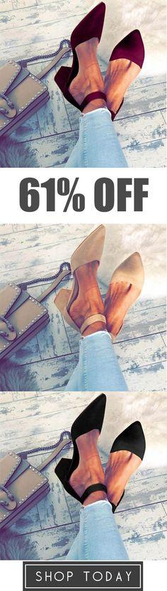 c5227394c4526 Casual Comfort Adjustable Buckle Shoes