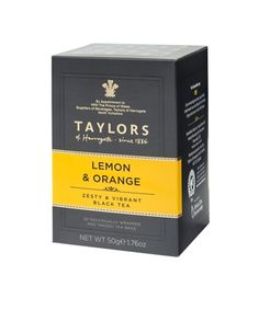 Taylors of Harrogate Assam tea is a full-bodied, rich and refreshing, with a bright, inviting color. Ideal tea for any time of the day. Shop pre-wrapped Taylors of Harrogate tea bags with Brands of Britain today! English Tea Store, Orange Tea, Chamomile Tea, Ginger Tea, Tea Box, Best Tea, Tea Blends, Drinking Tea, Peppermint