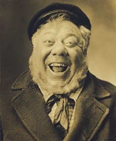 """John Bunny (Sept. 21, 1863 – April 26, 1915) was an American silent film actor & was one of the 1st comic stars of the motion picture era. At one time he was billed as """"the man who makes more than the president"""". His face was insured for $100,000 & his unexpected death made headlines around the world. Though quickly forgotten, Bunny paved the way for future plump comedians such as Fatty Arbuckle & Jackie Gleason."""