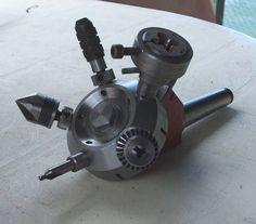 Turret tool-post Metal Lathe Tools, Cnc Lathe, Metal Working Tools, Vertical Milling Machine, Lathe Machine, Lathe Accessories, Tool Room, Machinist Tools, Industrial Machine