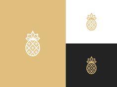 Pineapple, Mark, Logo Design