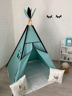 Kids Canopy, Teepee Kids, Teepee Tent, Teepees, Teepee Tutorial, Childrens Play Tents, Multiplication For Kids, Wood Sticks, Book Holders