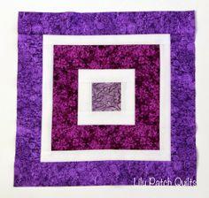 Lily Patch Quilts: Aurifil March BOM