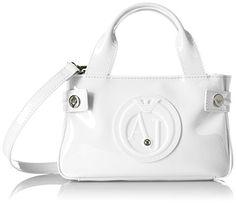 82566cfce8ce Armani Jeans Handbags · White Handbag · armani jeans  Eco  https   bagcupid.com app tags