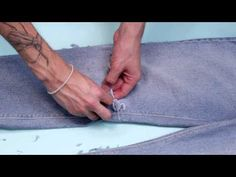 How To Rip Your Jeans: ASOS Menswear's How To Video | ASOS
