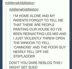 les miserables tumblr funny - Google Search: