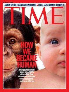 How We Became Human | Oct. 9, 2006