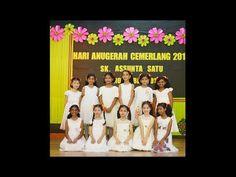 SK Assunta Satu's students dancing to the 'Fairy Dancing Girl' on Hari Anugerah Cemerlang 2014 Girl Dancing, Fairy, Polaroid Film, Dance, Frame, Youtube, Dancing, Picture Frame, Frames