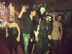#Halloween #morrisoncafè #palermo #artewiva
