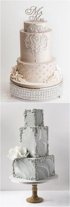 baroque wedding cake #weddings #weddingideas #weddingcakes #cakes #vintageweddings #weddingcakesvintage