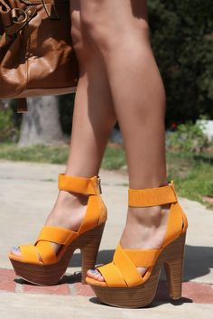 I love a good Jessica Simpson shoe