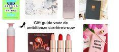 Gift guide voor ambitieuze vrouwen