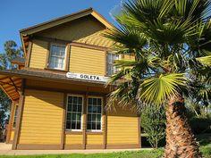 Goleta Depot by Trent Rock's Visual Vices, via Flickr