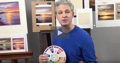 Are you wondering how to get better color in your work? I have been asked by many of you for help with color. I certainly want my paintings to sparkle with f. Mixing Paint Colors, Color Theory, Painting Tips, Lessons Learned, Art Techniques, Art Tutorials, Pastels, Composition, Miniature