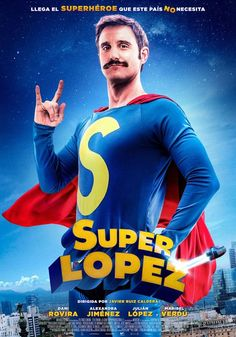 Original Motion Picture Soundtrack (OST) from the action comedy film Superlopez The music composed by Fernando Velazquez. Superlopez Soundtrack by Fernando Velazquez Popular Movies, Latest Movies, New Movies, Movies To Watch, Internet Movies, Hd Movies Online, 2018 Movies, Super Lopez, Alexandra Jimenez