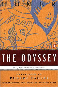 Homer: The Odyssey translated by Robert Fagles. Reread. I never get tired of this story.