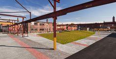 The Steel Yard Providence By Klopfer Martin Design Group - 01 | Designalmic