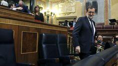 Rajoy a sus ministros: Llevad al Parlamento sólo leyes que estén previamente pactadas