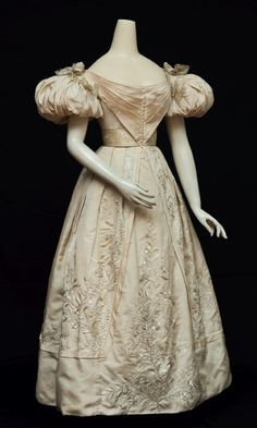 1830's wedding dresses - Google Search