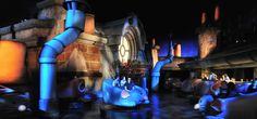 Ratatouille - Place de Rémy Walt Disney studios