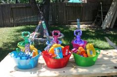 Welcome to Summer Buckets for the kids - love this idea!