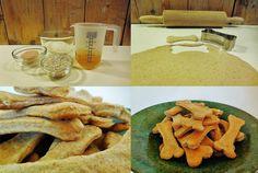 DIY Super Easy - Honden koekjes (Dierendag) - sillysilsil