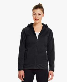 Women's Armour® Fleece Storm Full Zip Hoodie
