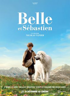 Belle Sebastian, the movie! Can't wait for the dvd release, as it's not in the movie theaters near me. Movies Showing, Movies And Tv Shows, Movies To Watch, Good Movies, Teen Movies, Nicolas Vanier, Dog Films, Funny Films, Belle And Sebastian