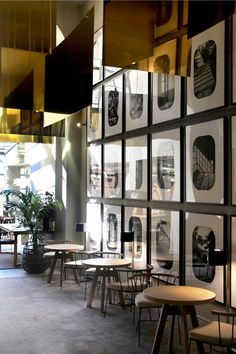 Casa Mimosa is the new hotel by the H10 hotel chain. It is located in a listed building on Pau Claris street inBarcelona, and in the same block as Gaudi's Casa Mila building, having privileged views.The idea of this new project was to...