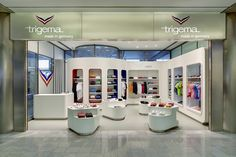 Trigema store by Heikaus, Stuttgart – Germany