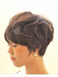 ガーデンヘアー Garden hairVERY SHORT