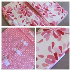 Tutorial: Fabric Nappy Wallet