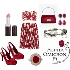 AOII outfit