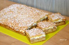Sprawdź to, zjedz to! Vegetarian Recipes, Cooking Recipes, Pumpkin Cheesecake, Nutella, Sweet Recipes, Bakery, Deserts, Good Food, Food And Drink