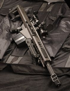 Barrett Short sniper rifle