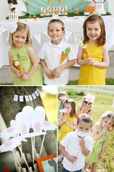 """Easter """"Bunny Hop"""" Party"""