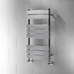 Genoa Central Heating Towel Radiator 800 x 500 Towel Rail, Small Radiators, Bathroom Towel Rails, Towel, Pebble Grey, Bathroom Towels, Small Bathroom, Towel Rack, Bathroom Accessories