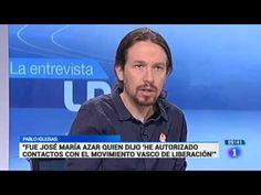 Pablo Iglesias en Los desayunos de TVE. Entrevista al secretario general...