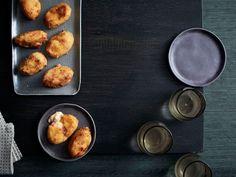 Manchego and Ham Croquetas from FoodNetwork.com