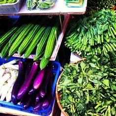 Veggies @ Central Markets, Hong Kong Island