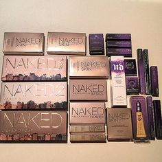 Ohhhhh my goooddddddd thank you SOOO much @meccamaxima!!!! I always squeal like a little girl when I get packages from @meccamaxima but this is on a whole new level!! In case you didn't know, Urban Decay will be stocked online & in @meccamaxima stores from the 27th of March 2015! SO EXCITING  ps. My new video will be live in an hour or two, depending on how slow my internet wants to be!