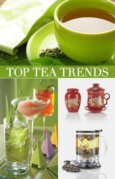 Top Tea Trends