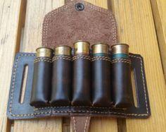 Leather Cartridge BeltsLeather Bandolier by KorektLeatherGoods