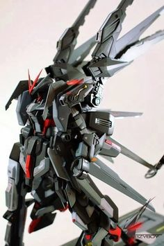 GUNDAM GUY: MG 1/100 Karas Gundam - Customized Build